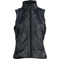Black / Silver Spyder Sped Insulator Vest Womens