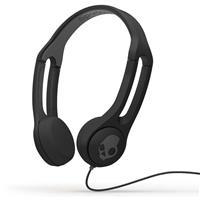 Black Skullcandy Icon 3 Headphones with Mic
