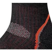 Black Smartwool PhD Mountaineer Socks