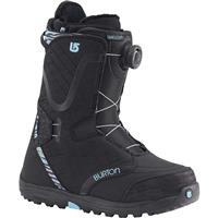 Black / Snow Leopard Burton Limelight Boa Snowboard Boots Womens