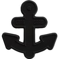 Black Steel Crab Grab Anchor Stomp Pad