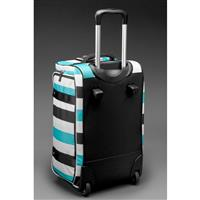 Black Stripe Oakley Mini Me Roller Bag Womens