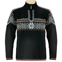Black / Sunset / Off White Dale of Norway Holmenkollen Sweater Mens