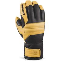Black / Tan Dakine Kodiak Gloves Mens