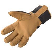 Black / Tan Marmot Exum Guide Undercuff Glove
