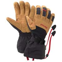 Black / Tan Marmot Ultimate Ski Glove