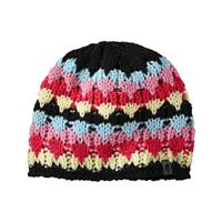 Black The North Face Lizzy Bizzy Beanie Girls