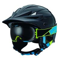 Black Tiles Giro G10 MX Helmet