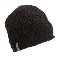 Black Turtle Fur Skeet Hat Mens