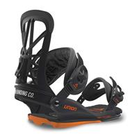 Black Union Mini Contact Bindings Youth