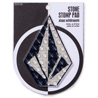 Black Volcom Stone Stomp Pad