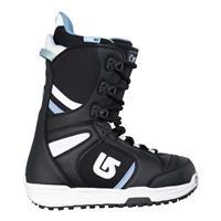 Black / White Burton Coco Snowboard Boots Womens