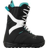 Black/White Burton Coco Snowboard Boots Womens