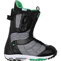 Black / White Burton Emerald Snowboard Boots Womens