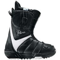 Black / White Burton Mint Snowboard Boots – Womens