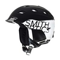 Smith Vantage Helmet - Black/White/Commodore