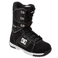 Black / White DC Park Snowboard Boot Mens