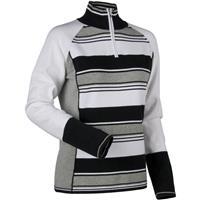 Black / White / Heather Nils Ava Sweater Womens