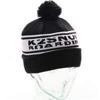 Black / White K2 Classic Pom Beanie Mens