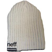 Black / White Neff Rezi Flip Buckmans.com Beanie
