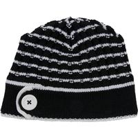 Black / White Nils Cheri Hat Womens