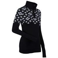 Black/White Nils Kajsa Sweater Womens