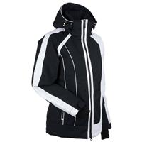 Nils Katerina Jacket - Women's - Black/White