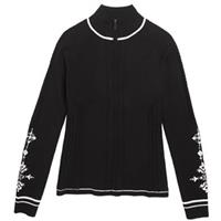Black/White Nils Wendy Sweater Womens