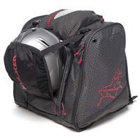 Black / White / Red Kulkea Powder Trekker Ski Boot Bag
