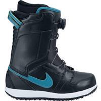 Black / White / Tropical Teal Nike Vapen X Boa Snowboard Boots Womens