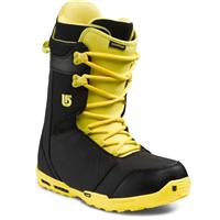 Black/Yellow Burton Rampant Snowboard Boots Mens
