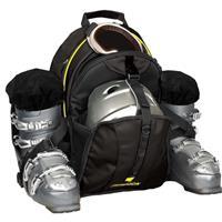 Black / Yellow Transpack Sidekick Pro Ski Boot Bag