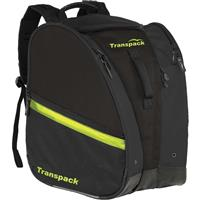 Black/Yellow Transpack TRV Pro Ski Boot Bag