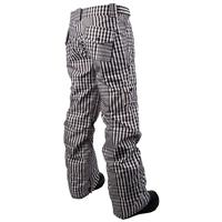 Blackout Gingham Special Blend Major Pant Womens