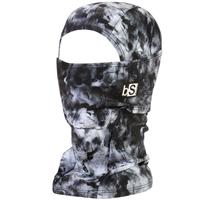BlackStrap The Hood Balaclava Facemask - Tie Dye Black