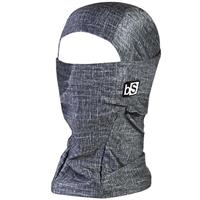 BlackStrap The Hood Balaclava Facemask - Tweed Black