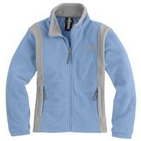Bliss Blue The North Face Khumbu Jacket Girls