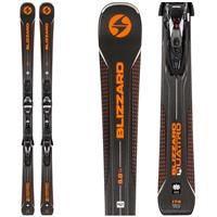 Blizzard Quattro 8.0 CA Skis + TPX 12 Bindings Mens