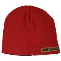 Blood Red Candygrind Standard Beanie