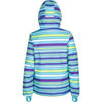 Blue Aop ONeill Carat Jacket Girls