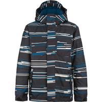 Blue Aop ONeill Grid Jacket Boys