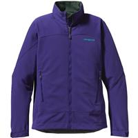 Blue Butterfly Patagonia Adze Jacket Womens
