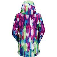 Blue Combo Volcom Bolt Insulated Jacket Womens