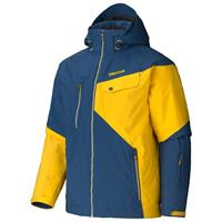 Blue Ink / Golden Copper Marmot Tower Three Jacket Mens