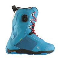 Blue K2 T1 Lace Up Snowboard Boots Mens