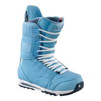 Blue / Navy Burton Hail Snowboard Boots Mens