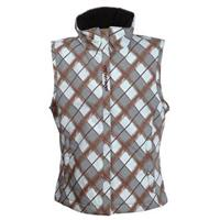 Orage Check Vest Girls