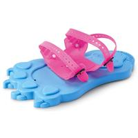Blue / Pink Redfeather SnowPaws Snowshoes