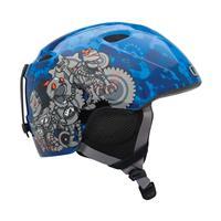 Blue Robots Giro Slingshot Helmet Youth