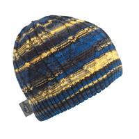 Blue Turtle Fur Twister Hat Boys